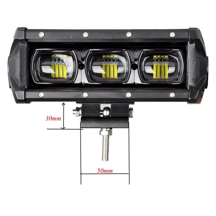 8 15 21 28 34 41 47 53″ 6D Offroad LED Work Light Bar ATV Bar Truck 4×4 4wd SUV LED Bar For SUV ATV 4WD 4×4 Jeep Offroad
