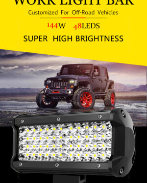 High Powered Bright Offroad Light