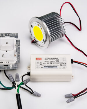 Power Supply & Drivers