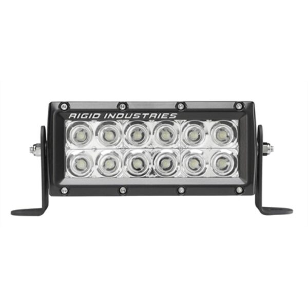 Rigid Industries E-Series LED Light Bar - 106112MIL | 4wheelparts.com