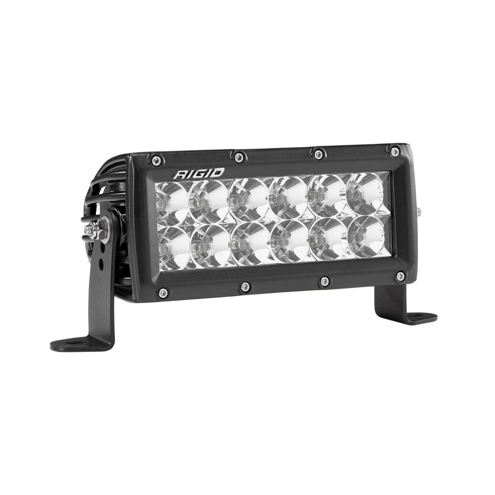 Rigid Industries E-Series 20 Deg. Flood LED Light - 106113 | 4wheelparts.com