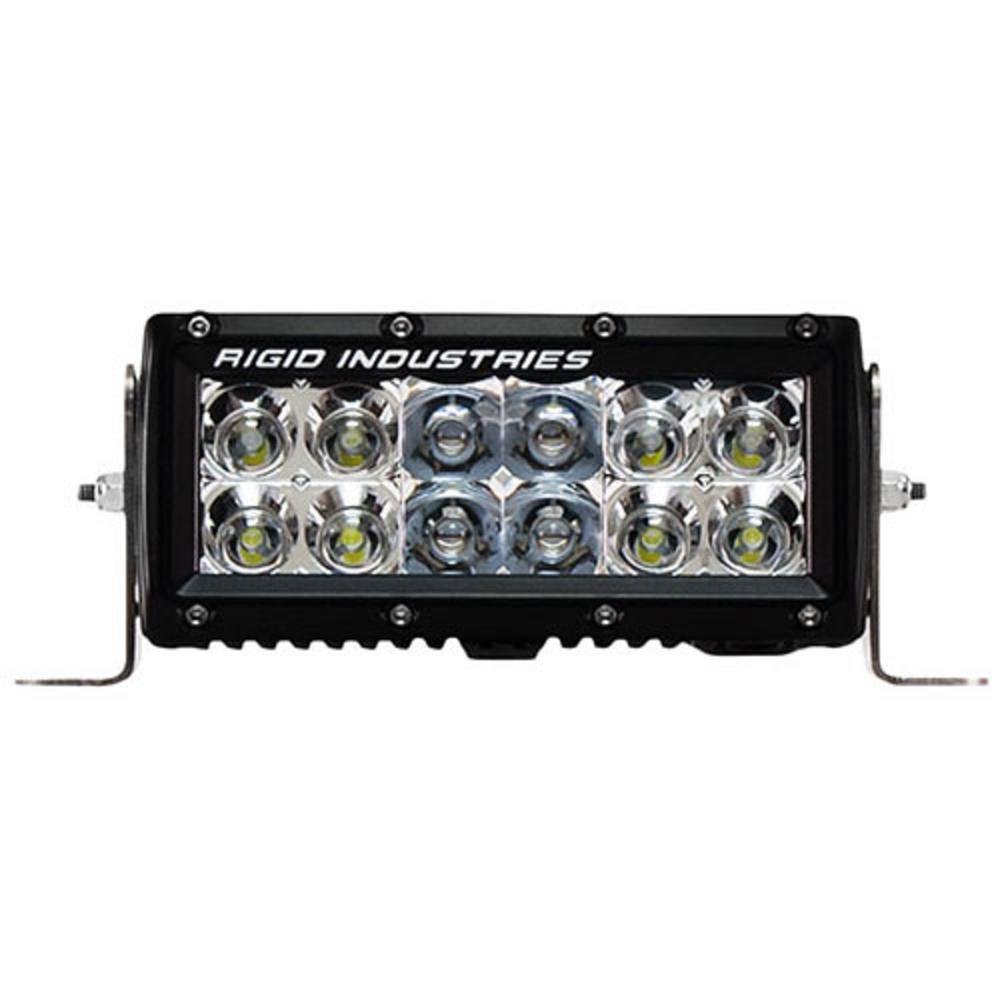 Rigid Industries E-Series 6 Combo LED Light Bar - 106322 | 4wheelparts.com