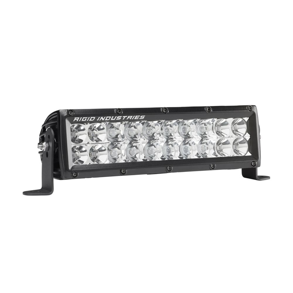 Rigid Industries E-Series LED Light Bar - 110312MIL | 4wheelparts.com