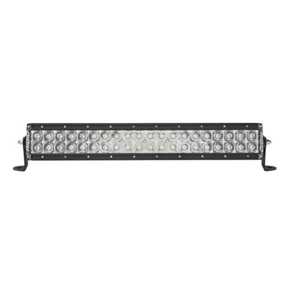 Rigid Industries E-Series Pro 20 Spot/Hyperspot Combo LED Light Bar - 120213 | 4wheelparts.com
