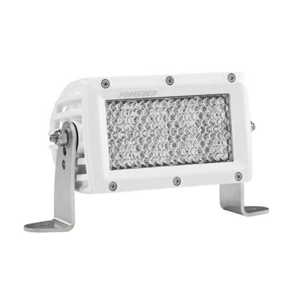 Rigid Industries E-Series 4 Diffusion LED Light Bar (White) - 804513 | 4wheelparts.com