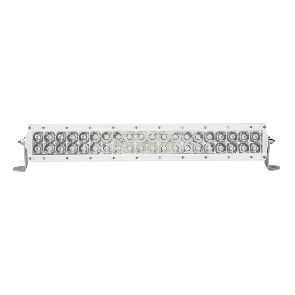 Rigid Industries E-Series PRO 20 Spot LED Light Bar - 820213 | 4wheelparts.com
