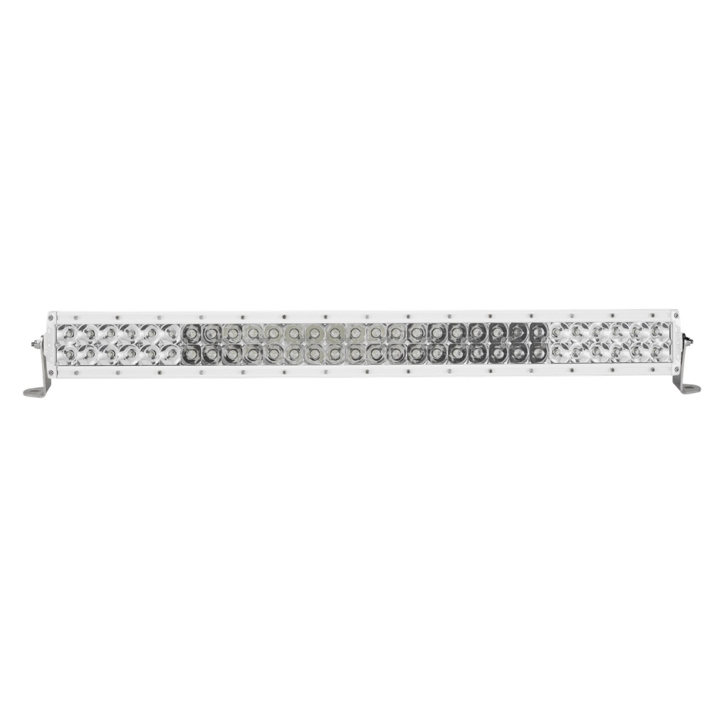 Rigid Industries E-Series 30 Spot/Flood Combo LED Light Bar (White) - 830313 | 4wheelparts.com