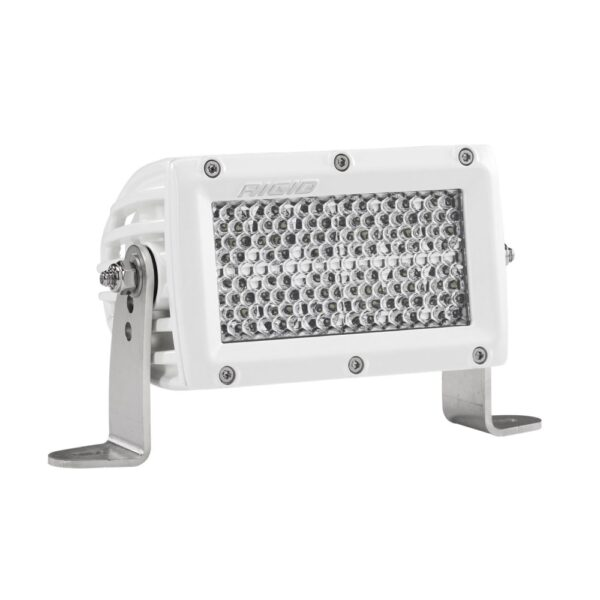 Rigid Industries E-Series Pro 4 Diffused Driving Light - 893513 | 4wheelparts.com