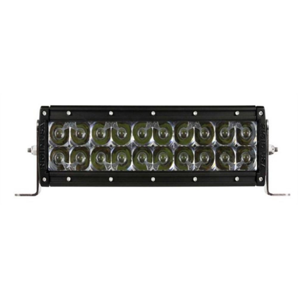 Rigid Industries E-Series LED Light Bar - 110212MIL | 4wheelparts.com