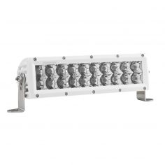 Industries E-Series 10″ Spot LED Light Bar (White) – 810213
