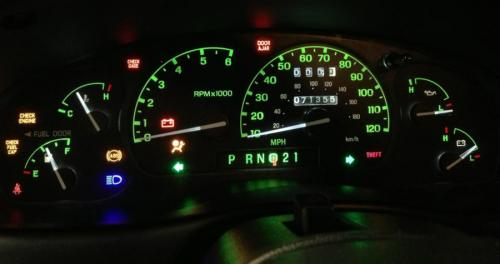 LED-Dash-Lights-Instruments-Ford-Ranger-WLED-xHP5